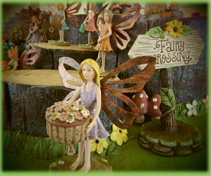 Plenty of fairy garden supplies in stock.