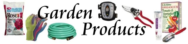Garden Products Banner